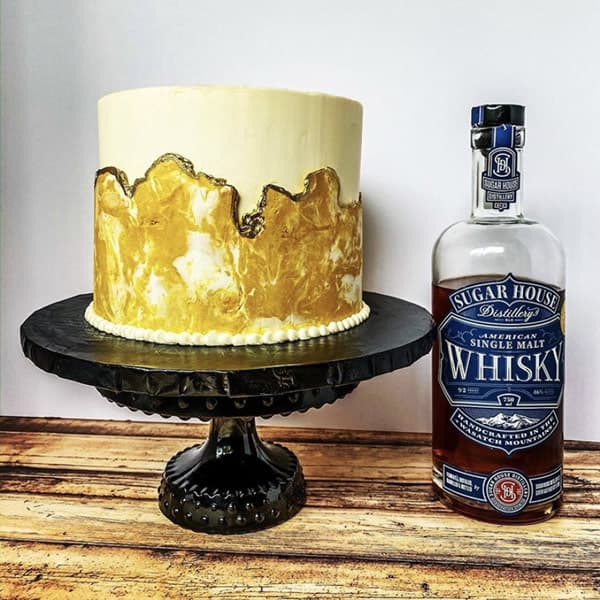 marbled cake whisky